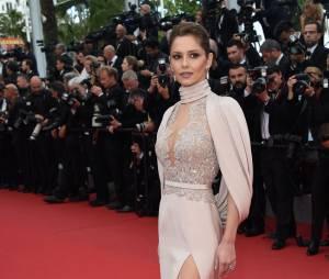 Cheryl Cole sexy sur le tapis rouge, le 15 mai 2015 au festival de Cannes