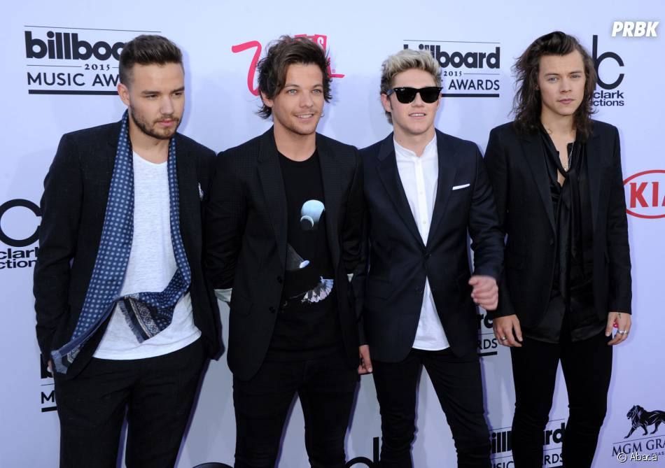 One Direction aux Billboard Music Awards 2015