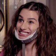 Lea Michele en mode Ugly Betty et totalement méconnaissable dans la bande-annonce de Scream Queens