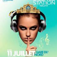 Silence Station Night : la Gare du Nord de Paris transformée en dancefloor géant !