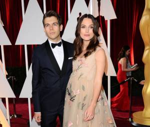 Keira Knightley et son mari James Righton parents