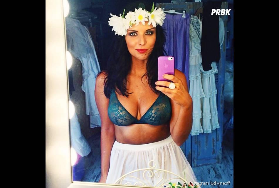 Ludivine Aubourg (Las Vegas Academy) sexy en coulisses sur Instagram