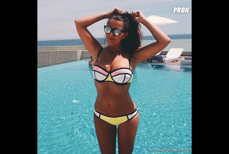 Ludivine Aubourg (Las Vegas Academy) sexy en bikini sur Instagram