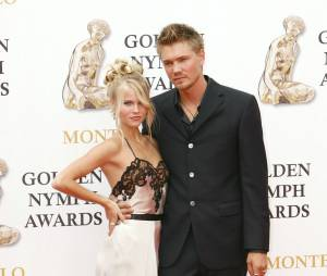 Chad Michael Murray et Kenzie Dalton en 2007