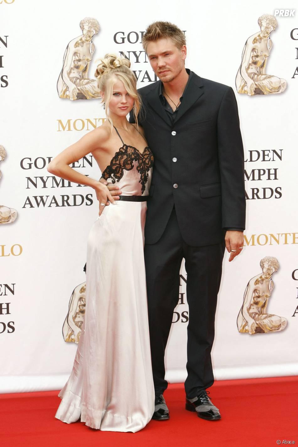 Chad Michael Murray et Kenzie Dalton en 2007