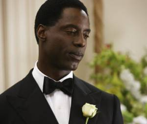 Grey's Anatomy saison 10 : Isaiah Washington nerveux avant son retour