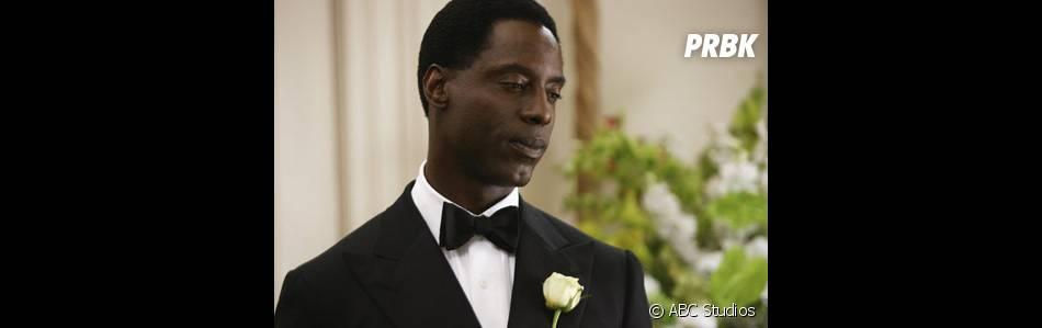 Grey's Anatomy saison 10 : Isaiah Washington nerveux avant son retour