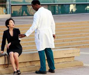 Grey's Anatomy saison 10 : Sandra Oh et Isaiah Washington réunis