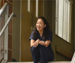 Grey's Anatomy saison 10 : Cristina sur une photo