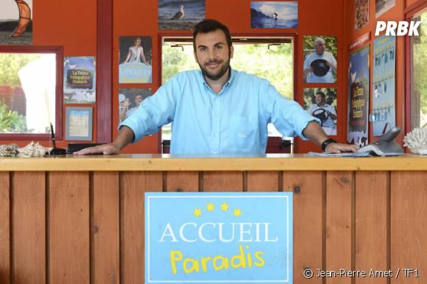 Laurent Ournac : perte de poids impressionnante sur des photos de Camping Paradis
