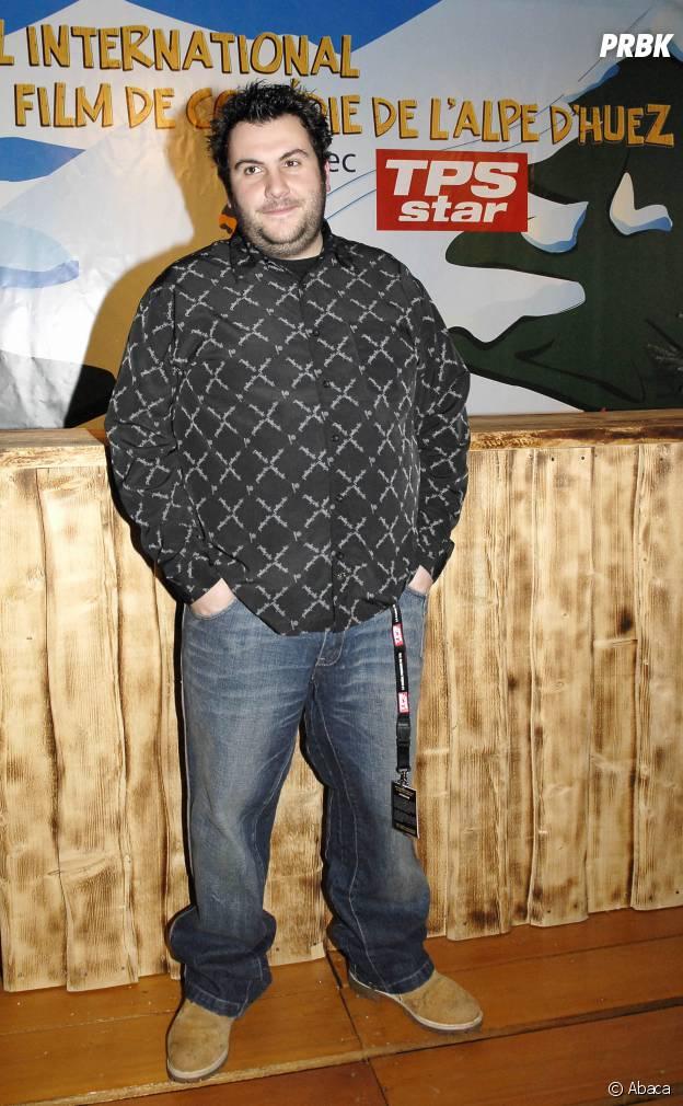 Laurent Ournac en 2006 au Festival de l'Alpe d'Huez