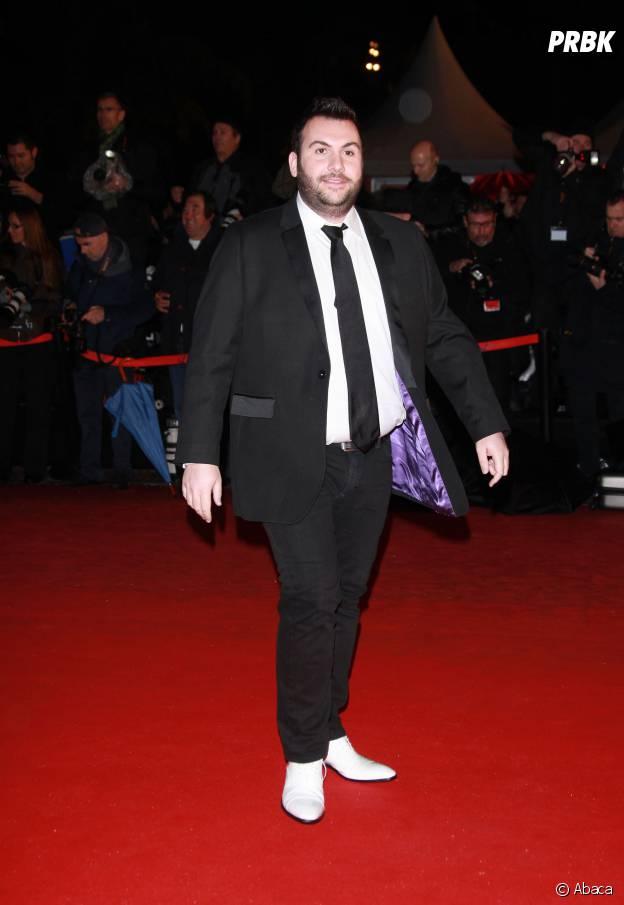 Laurent Ournac aux NRJ Music Awards en 2012