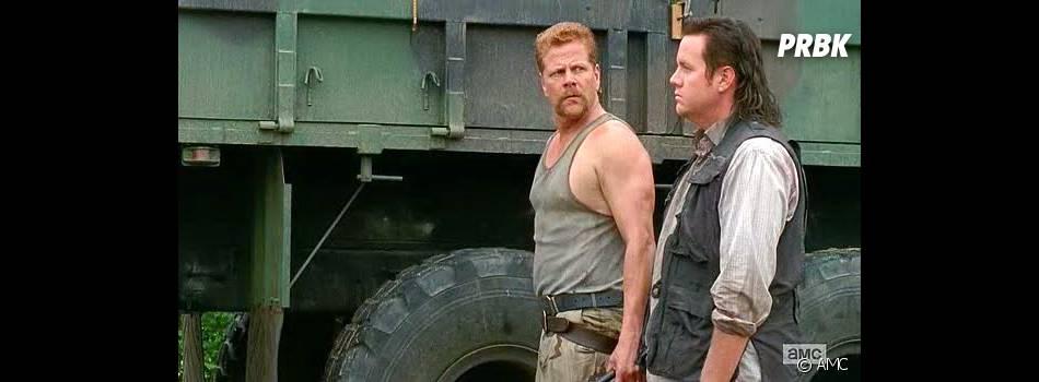The Walking Dead saison 6 : qui va mourir entre Abraham et Eugene ?