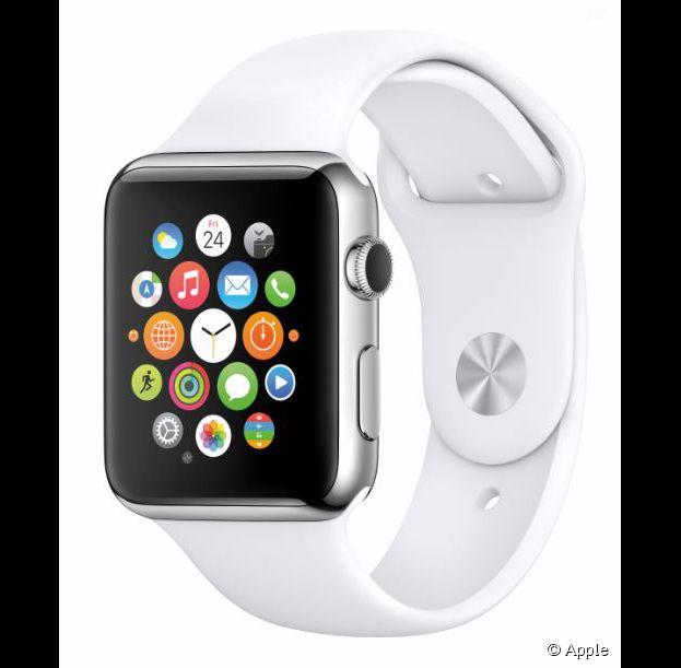 Test de l'Apple Watch