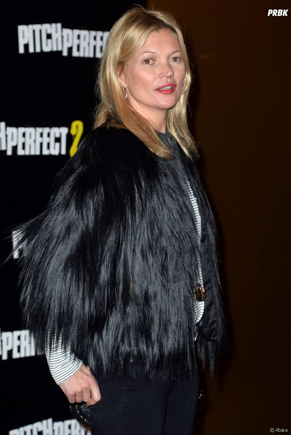 Kate Moss : nouvelle polémique dans un avion Easy Jet
