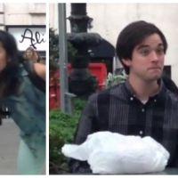 Quand des femmes harcèlent sexuellement des hommes dans la rue... L'expérience sociale étonnante