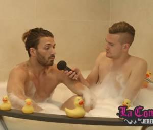 Thomas Vergara : interview dans le bain de Jeremstar