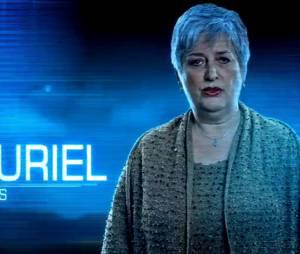 Qui est la taupe : Muriel, une candidate de l'émission de M6