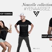 Julien (Les Marseillais en Thaïlande) : Stéphanie et Kévin mannequins pour sa marque de vêtements