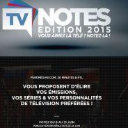 TV Notes 2015 : Cyril Hanouna, Benjamin Castaldi, DALS... les votes sont ouverts !