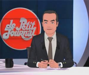 """Le Petit Journal en version dessin animée : premières images pour la spéciale """"Festival du Film d'animation d'Annecy"""" du 18 juin 2015"""