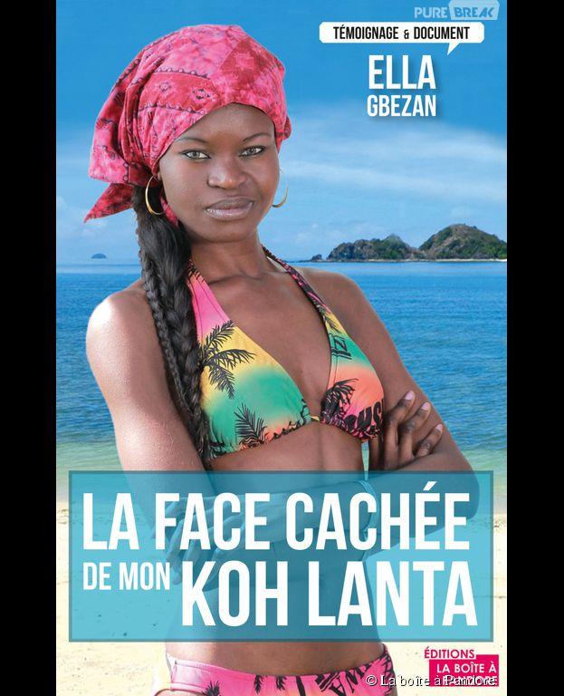 Koh Lanta : Ella Gbezan sort un livre choc