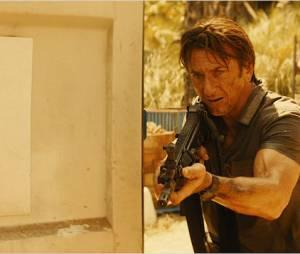 Gunman : Sean Penn badass