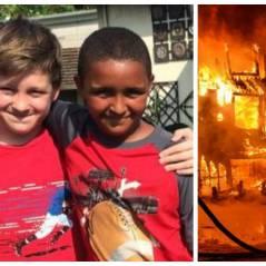 Héroïque : quand deux enfants sauvent deux bébés d'un incendie
