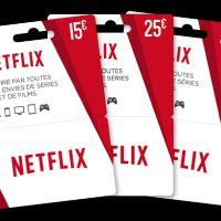 Netflix : le service de streaming se lance dans la carte cadeau !
