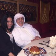 Siham Bengoua : vacances et détente en famille au Maroc
