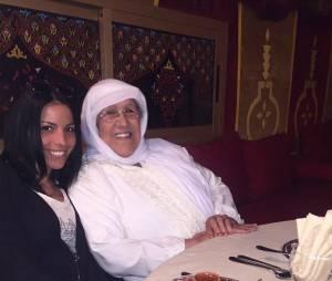 Siham Bengoua : vacances avec sa grand-mère et sa maman au Maroc