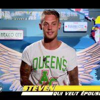 """Steven (Les Anges 7) : """"J'ai Anaïs sur l'hameçon. J'ai juste à lever la canne à pêche"""""""