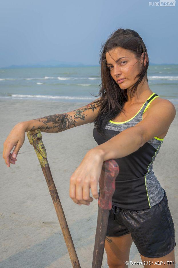 Jessica (Koh Lanta 2015) : sa réponse aux critiques concernant Chantal