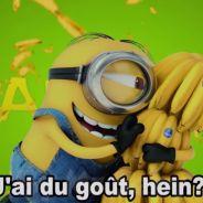 Louane : sa phobie des bananes moquée par... les Minions !