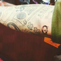 Justin Bieber : nouveau tatouage en hommage à une petite fille malade