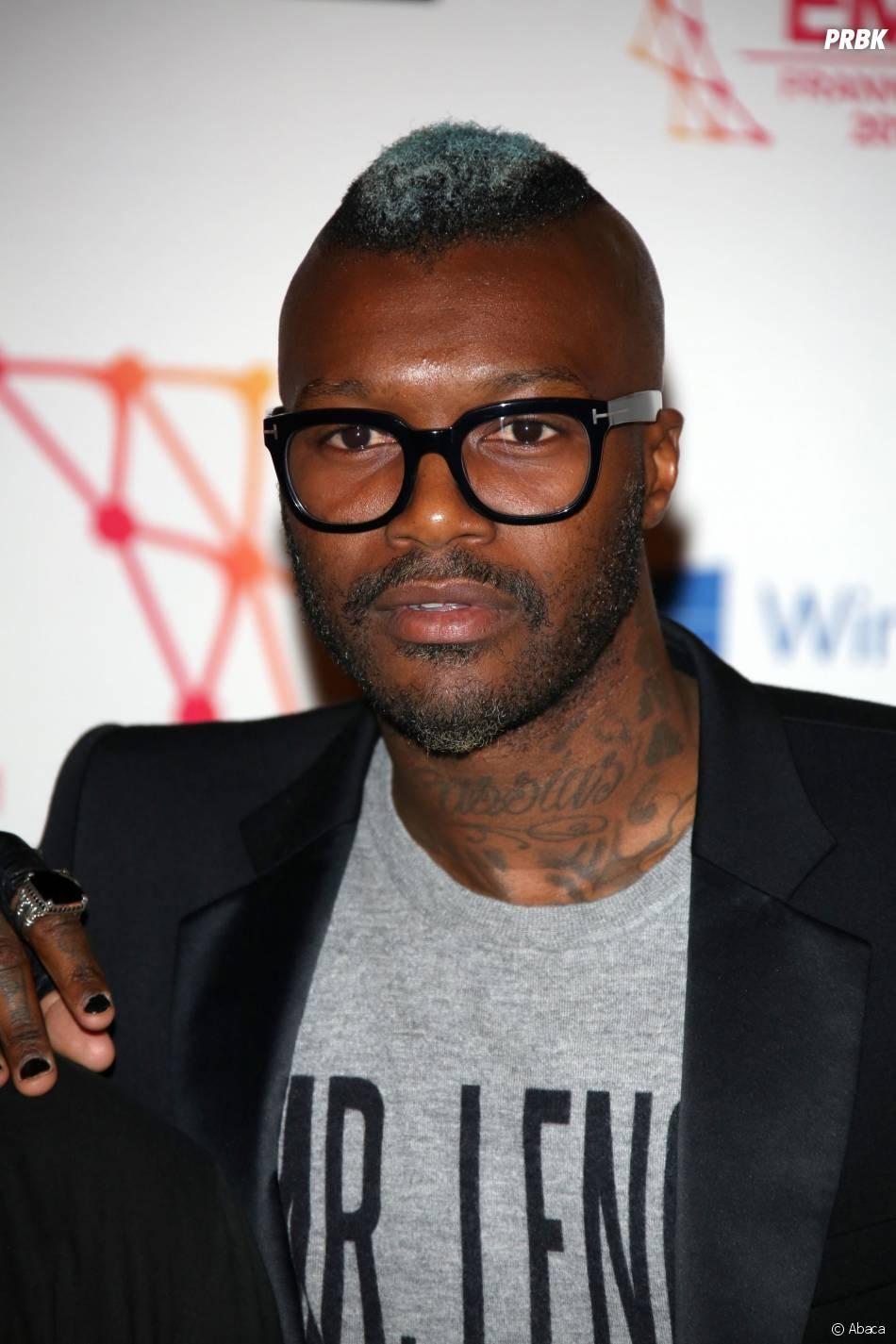 Djibril Cissé candidat de Danse avec les stars 6 à partir d'octobre 2015 sur TF1