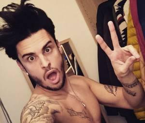 Baptiste Giabiconi moqué sur la Toile après un tweet raté sur le 14 juillet