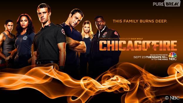 Chicago Fire saison 4 : un acteur de The Vampire Diaries au casting