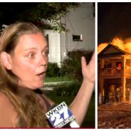 Un homme met le feu à la maison de sa cousine parce qu'elle ne voulait pas... coucher avec lui !