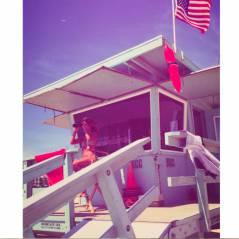 Tal sexy aux Etats-Unis : sa photo en mode Alerte à Malibu