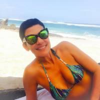 Cristina Cordula en bikini sur Instagram : une mannequin toujours aussi sexy à 50 ans