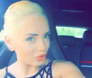 Aurélie (Les Marseillais en Thaïlande) était blonde platine