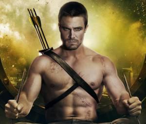 Arrow : Stephen Amell, le héros musclé de la série de la CW