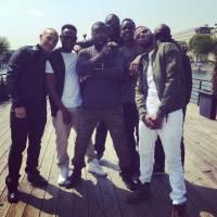 """Maitre Gims, Black M, Maska... la Sexion d'Assaut se """"reforme"""" sur Instagram"""