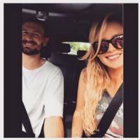 Aurélie Van Daelen enceinte : la future maman souriante avec son chéri sur Instagram