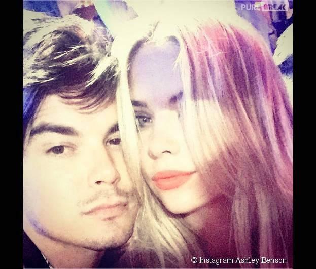Ashley Benson et Tyler Blackburn très proches, ils relancent les rumeurs de couple