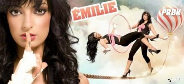 Emilie Nef Naf dans Secret Story 3