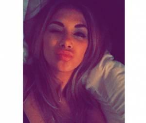 Nicole Scherzinger : selfie sexy au lit sur Instagram