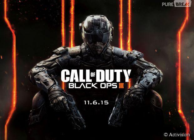 Call of Duty Black Ops 3 sort le 6 novembre 2015 sur Xbox One, PS4 et PC