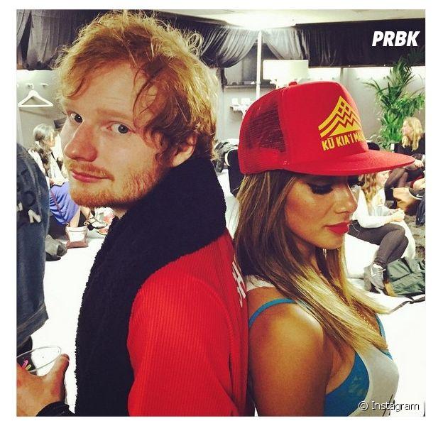 Nicole Scherzinger a réagi avec humour aux rumeurs selon lesquelles elle aurait été en couple avec Ed Sheeran